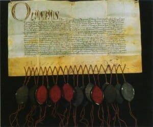 Las Bulas eran documentos que expedía la Iglesia, dispensando, a cambio de dinero, a su dueño de ayunar o mantener abstinencia.
