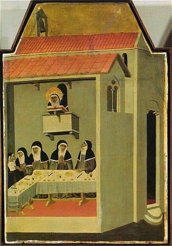 La cocina santa de la cristiandad comer for Cocina tradicional definicion