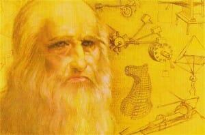 Con Leonardo da Vinci en el Renacimiento llegó el refinamiento en los modales en las mesas Cristianas