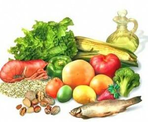 La nueva pirámide saludable de la Dieta Mediterránea contiene  algunas variantes importantes