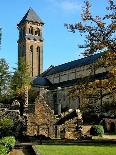 Abadía de Notre Dame d´Orval