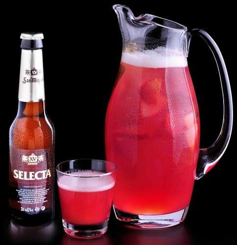 The Beer Cocktails son cócteles elaborados con cervezas únicos en el mundo