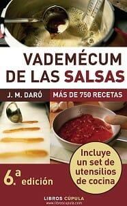 Portada de VADEMECUM DE LAS SALSAS