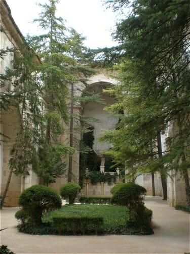 Iglesia del Monasterio de Lupiana