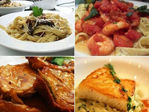 Hay mucho que descubrir en la cocina de los mejores restaurantes italianos