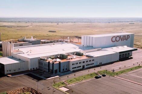 COVAP ha renovado varias de sus instalaciones para poder acceder al mercado norteamericano