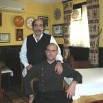Cecilio y Luis Alberto, dos generaciones en un local emblemático