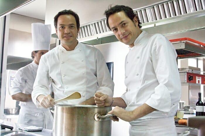 Sergio y javier torres somos unos apasionados de las for La cocina de sergio