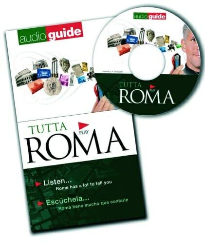 La Audioguía de Roma permite conocer a fondo de una forma cómoda la capital italiana