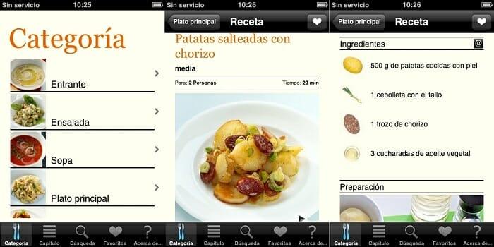 """""""Cocina fácil con Patrik"""" incluye ahora vídeos de las recetas"""