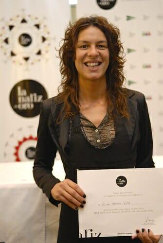 Elisa Barroso, Mejor Sumiller de Cataluña