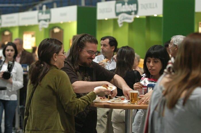 La VI Feria de la Tapa de Madrid abre sus puertas desde hoy y hasta el próximo domingo 30 de Mayo
