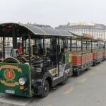 Ginebra puede visitarse a bordo de estos trenes, que ofrecen varios recorridos