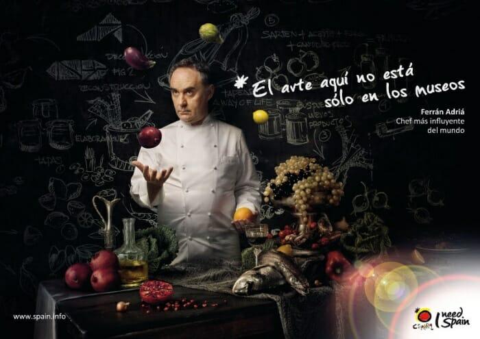La Alta Cocina Española ha recibido un merecido reconocimiento por su labor de difusión