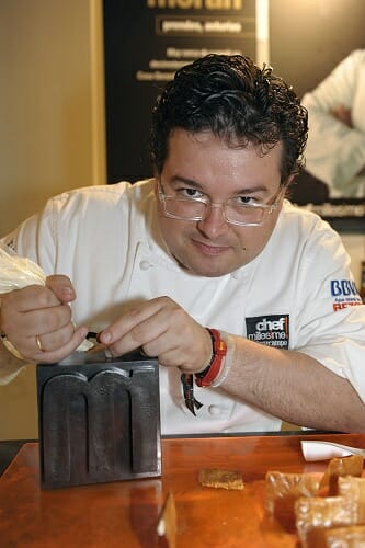 Marcos Morán será el representante de la gastronomía asturiana y española en Shanghai la semana próxima