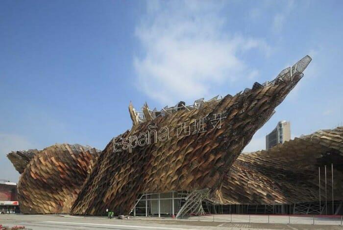 Pabellón de España en Shanghai