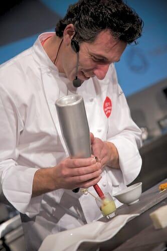 Pepe Solla, protagonista de la semana gastronómica gallega en la Expo de Shanghai