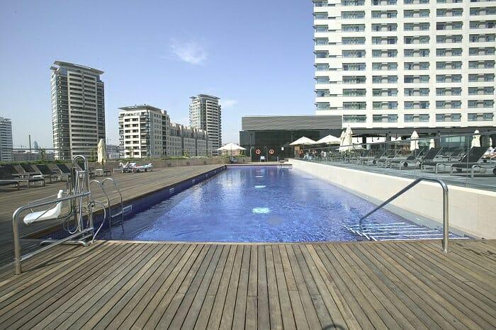 Este año vuelve la oportunidad de disfrutar de un día redondo en el Hilton Diagonal Mar Barcelona