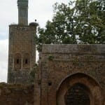 Mezquita de La Chellah en Rabat