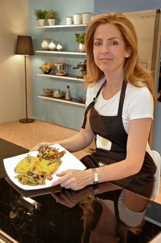 """Elena Aymerich propondrá deliciosas recetas que requieren poco tiempo de preparación en """"Casi Casero"""""""