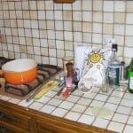 Vista de los ingredientes necesarios para preparar la Fondue