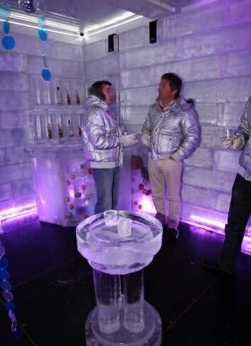Ice Bar, primer bar de hielo de Madrid, propone una forma diferente de librarse del calor estival