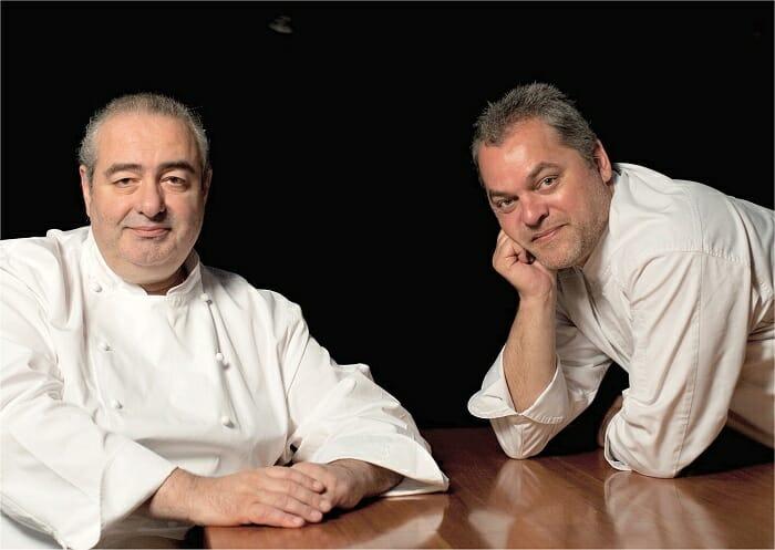 La nueva sociedad tiene como objetivo proyectar internacionalmente a los dos chefs españoles
