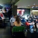 La sala de Kabuki, llena un jueves por la noche, se rinde ante la originalidad de su chef, Ricardo Sanz