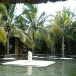 Hall del Hotel Beachcomber Paradis