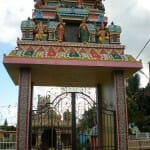 Templo tamil