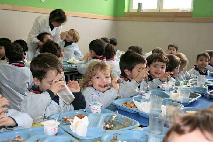 El consumo de pescado en el menú escolar ha aumentado un 4% según un estudio del FROM