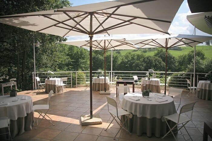 Terrazas de verano comer y beber bajo las estrellas comer for Restaurantes con terraza madrid