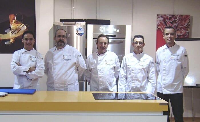 Los cinco cocineros aragoneses departirán sobre la influencia española en la cocina colombiana actual