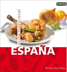 Portada de COCINA TRADICIONAL ESPAÑA