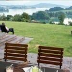 El Golf Resort La Gruyère ofrece unas espectaculares vistas al lago en un entorno ideal para relajarse