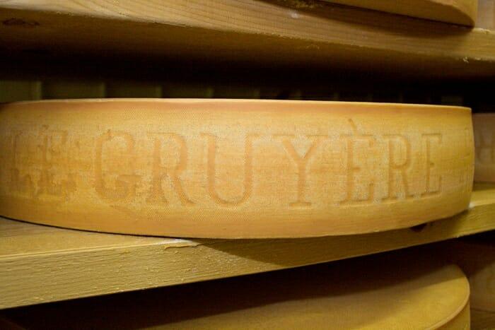 El Gruyère es el queso más vendido en Suiza y también el queso suizo más vendido en España