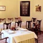 Sala del Restaurante El Choto