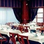 Salón del Restaurante Riofrío