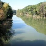 Río Ebro: Agua