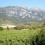 Sierra de Cantabria. Tierra