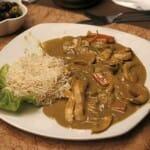 Receta tradicional de pollo
