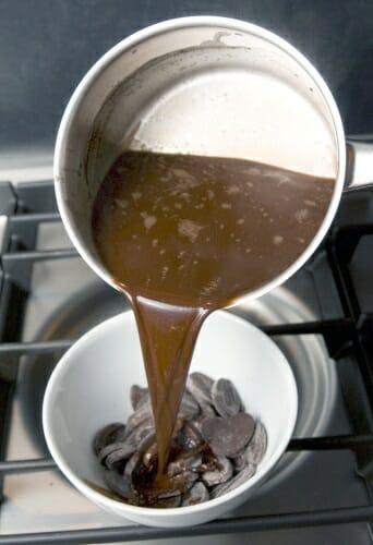 El chocolate a la taza es una bebida muy adecuada para épocas de frío