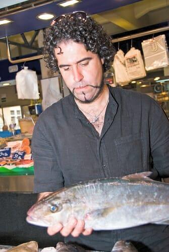 Su nueva ubicación en Mallorca permite al chef acceder a productos que en Madrid resultaban inviables