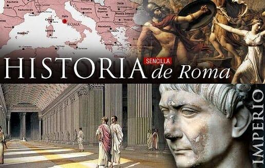 Historia de Roma es una nueva web para conocer más sobre el pasado de la Ciudad Eterna