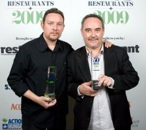 Albert y Ferran Adrià se han embarcado en un nuevo proyecto gastronómico junto a los hermanos Iglesias en Barcelona