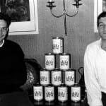 Alfonso y Paco, socios fundadores de Cascajares