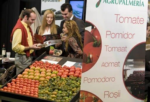 Esta feria profesional abarca los sectores de Frutas y Hortalizas