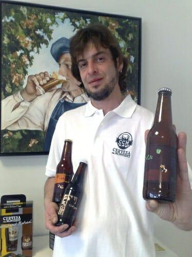 Pablo Vijande, durante la World Beep Cup de Denver celebrada este año