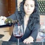 Cata de vinos en Heredad Ugarte