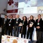 Foto de familia del homenaje al chef Carlos Domínguez Cidón, fallecido hace un año